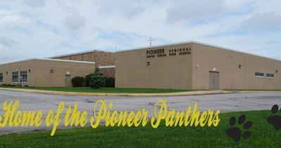 Welcome to Pioneer Regional School Corporation