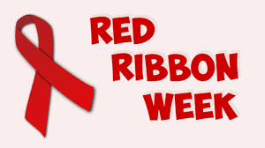 Red Ribbon Week (10/29-11/2)