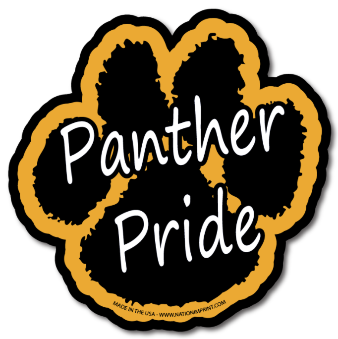 Proud to be a Panther!